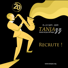 Cartel tanjazz 2019
